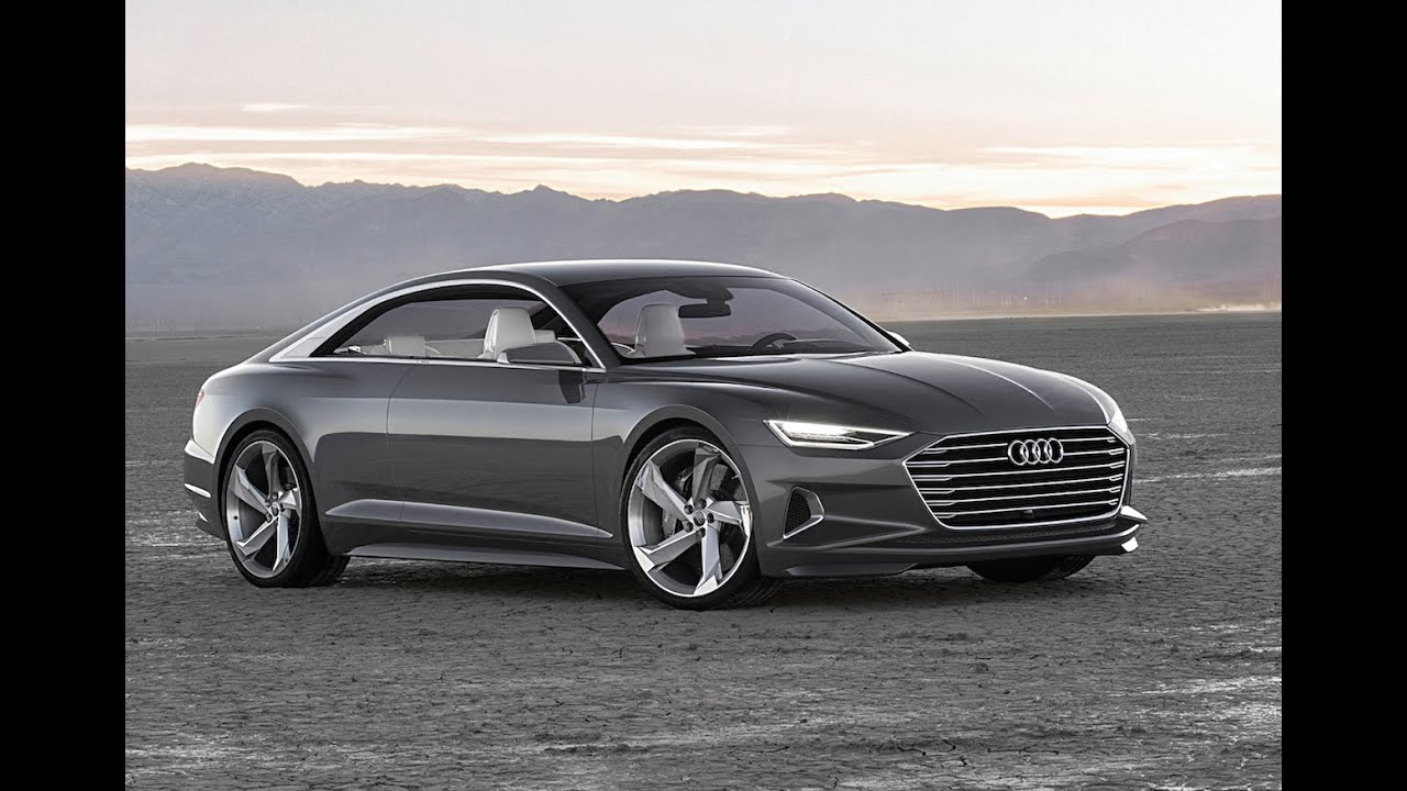 2015 Audi Prologue Piloted Driving Concept