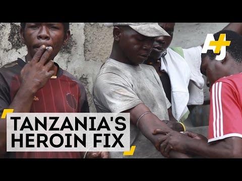 Un programme pionnier de méthadone traite les usagers de drogues dépendants à Dar es Salam