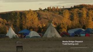 "Riot Police Get Big Surprise from Standing Rock ""Water Protectors"""