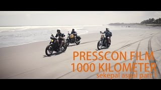Nonton Gofar Hilman   Presscon Film 1000 Kilometer  Sekepal Aspal Part1  Film Subtitle Indonesia Streaming Movie Download