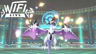 Pokemon Let's Go Pikachu & Eevee Draft League Wi-Fi Battle: Mega Aerodactyl Unleashed! (1080p) by PokeaimMD