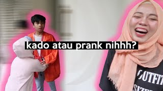 Video Prank Kado Ultah Buat Fateh  | SOHWAcam MP3, 3GP, MP4, WEBM, AVI, FLV Juni 2019