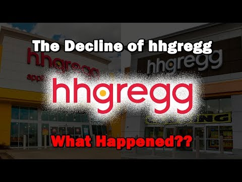 The Decline of hhgregg…What Happened?