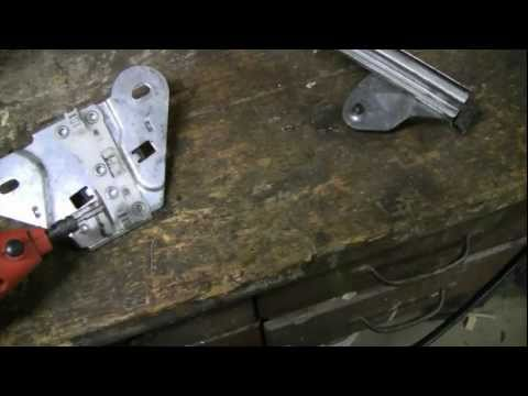 JEEP CHEROKEE WINDOW REGULATOR REPAIR 1997-2001