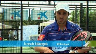 video Vamos Pádel. ¿Con quién jugaría Fernando Belasteguín un torneo mixto?