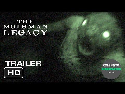 "The Mothman Legacy - Teaser ""West Virginia Hills"" (2020 Paranormal Horror Documentary)"