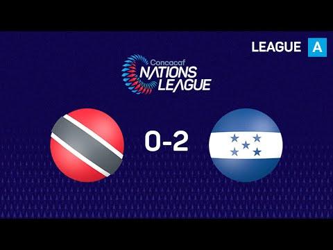Тринидад и Тобаго - Гондурас 0:2. Видеообзор матча 11.10.2019. Видео голов и опасных моментов игры