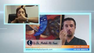 Op Dr. Mustafa Ali Yanık dolgu tedavisi nedir ve nerelerde uygulanır?
