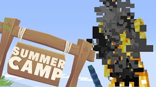 Minecraft | SUMMER CAMP! - UNEXPECTED! [14]