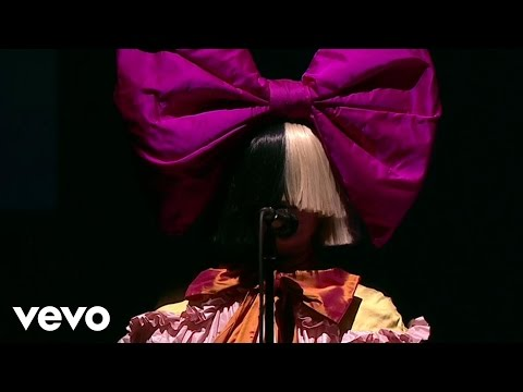 Video Sia - The Greatest Live from Apple download in MP3, 3GP, MP4, WEBM, AVI, FLV February 2017