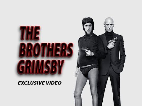 The Brothers Grimsby (Restricted TV Spot 'MI6 Has a Brand New Tool')