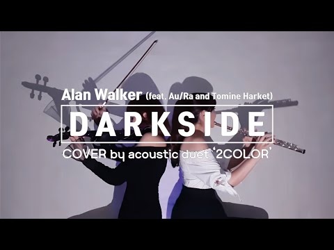 DARKSIDE - Alan Walker / 다크사이드 커버연주 Violin & Flute Cover By 2Color /popcover /INST.