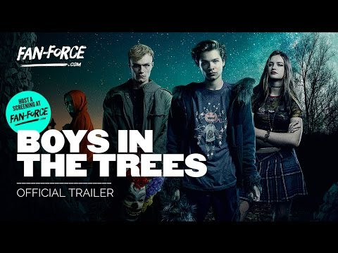 BOYS IN THE TREES - OFFICIAL TRAILER - 2016