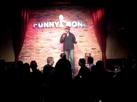 Cortney Gee @ Newport Funnybone