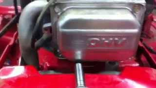 10. LAWN TRACTOR REPAIR      how to diagnose and correct engine valve issues