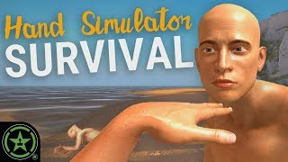 This is IMPOSSIBLE! - Hand Simulator Survival by Let's Play