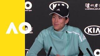 Garbiñe Muguruza press conference (3R) | Australian Open 2019