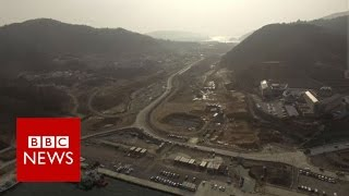 Video Aerial video of tsunami-hit Onagawa - BBC News MP3, 3GP, MP4, WEBM, AVI, FLV Maret 2019