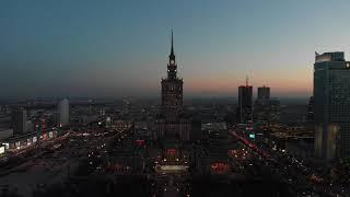 Drone Warsaw Poland 2019