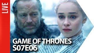 Chegamos ao penúltimo episódio de Game of Thrones! Não perca os comentários de tudo que aconteceu em um dos episódios...