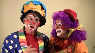 Philly & Patticakes the Clown