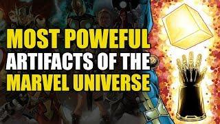 Video Marvel's 3 Most Powerful Artifacts MP3, 3GP, MP4, WEBM, AVI, FLV Agustus 2018