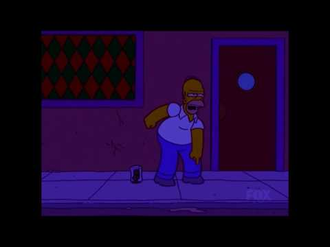 Aaron Smith - Dancin (KRONO Remix) The Simpsons