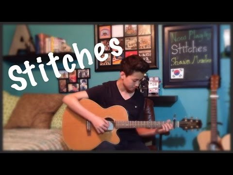 Stitches - Shawn Mendes - Fingerstyle Guitar Cover