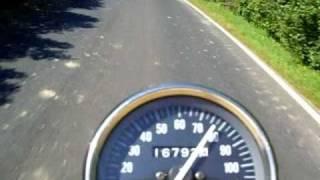 9. Kawasaki Eliminator 125 Onboard 2