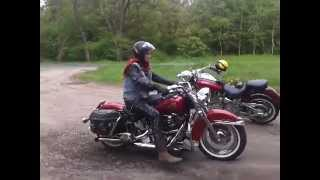 8. Harley Davidson Softail vs Yamaha Road Star
