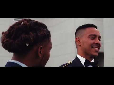 Mr & Mr Gamble's Black Gay Weeding 2017 NYC (видео)
