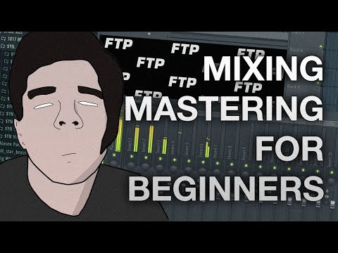 FL Studio 12 - How to Mix and Master Your Beats - For Beginners