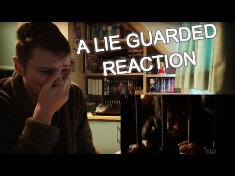 THE 100 - 4X04 A LIE GUARDED REACTION