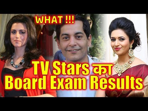 Video Board Exam Results of These TV Stars download in MP3, 3GP, MP4, WEBM, AVI, FLV January 2017