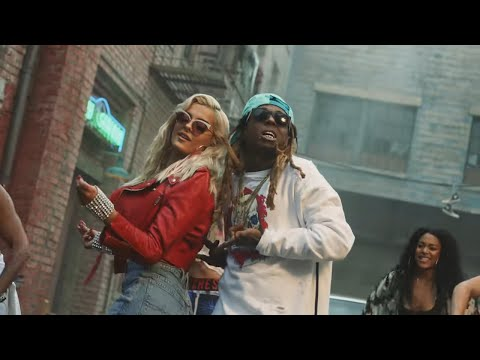 Bebe Rexha - The Way I Are (Dance With Somebody) feat. Lil Wayne (Official Music Video) (видео)