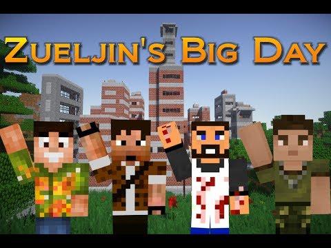 Zueljins Big Day With VintageBeef JustVan & xJason27