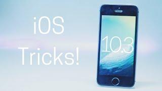 Heute zeige ich euch mal die besten iOS 10.3 Tricks die ich finde konnte. Viel Spaß bei dem Video!Musik: LAKEY INSPIREDDie Amazon Links in der Beschreibung unterstützen meinen Kanal, das Produkt kostet aber für dich immer gleich viel ;)