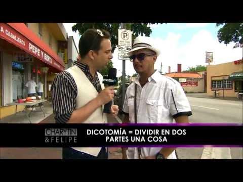 Carlos Recto nos explica que es Dicotomía