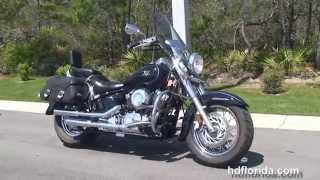 9. Used 2007 Yamaha V-Star Classic XVS65A Motorcycles for sale - Crystal River, FL
