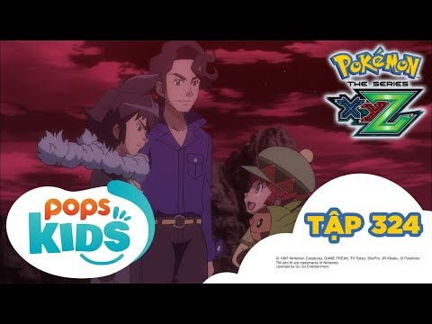 Pokémon Tập 324 - Zygarde phản kích! Trận chiến cuối cùng ở Kalos - Hoạt Hình Pokémon S19 XYZ - Thời lượng: 21:30.