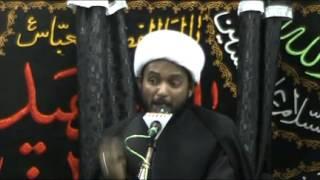 Maulana Ali Abbas Khan (URDU) :: 1st Muharram 1436 :: 26th Oct 2014 :: Bandra Khoja Masjid Mumbai