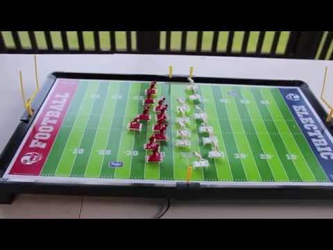 Review: Red Zone Electric Football By Tudor Games, A Classic Lives On