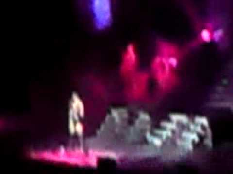 Rihanna - Rehab - Live at the London O2 Arena concert