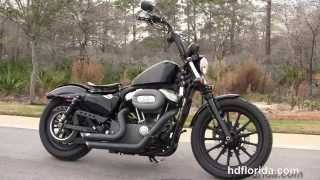 7. Used 2010 Harley Davidson Sportster Nightster Motorcycles for sale