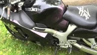7. 2004 Suzuki hayabusa GSXR 1300