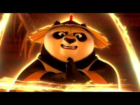 Kung Fu Panda 4 - Full Fight Po Vs Kai