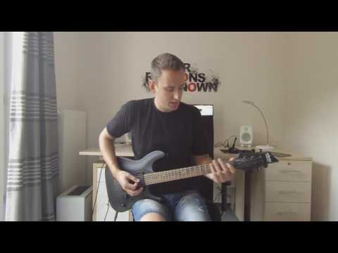 Guitar Cover Lesson: My Last Serenade by Killswitch Engage