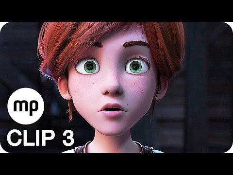 BALLERINA Film Clip 3: Felicie kommt in der Oper an (2017)