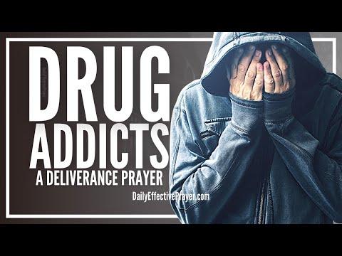Prayer For Drug Addicts - Break Addiction Now