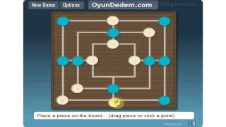 Dokuz Taş Oyunu Nedir Nasıl Oynanır Videosu İzle. Zeka oyunları. 9 Taş kuralları çok zor olmayan strateji ve zeka oyunudur. Şimdi bu oyun hakkında bilgi verip tanıtımı ve açıklamasını yapalım. Tarihi çok eskiye giden bir oyundur. Kaynaklar Mısır ve Roma kökenli olduğunu söyleselerde Uzakdoğu Asya oyunlarına daha çok benzerler. Özellikle Türk savaş strateji ve zeka oyunlarına çok benzer. 9 Kumalak Oyunu bunlardan biridir. Geleneksel çocuk oyunları arasında yer alır. Oyun alanı birbirine orta noktalardan bağlantılı 3 kareden oluşuyor. 2 kişi olarak karşılıklı oynanan oyunda her oyuncu 9'ar adet taşla oyuna başlıyor. Evdede kağıda çizgi çizerek ve taş yerinede kullanabileceğimiz başka bir şeyle bu oyunu oynayabiliriz. Oyuna başlarken her oyuncu sırayla bir adet taşını oyun alanına yerleştirir. Taşları karenin köşe noktalarına ve kenarların birleştirildiği orta noktalara yerleştirebiliriz. Her köşeye bir adet taş konabilir. Oyunda amaç 3 tane taşı bir sıra halinde dizmektir. Bunu yaptığımızda rakibin sıralı olmayan bir taşını almaya hak kazanırız. Taşları oyun alanına dizerkende 3 taşı sıralayabiliriz. Dokuz taşın taktikleri arasında buda yer alır. Onun için her hamleyi dikkatlice yapıp hem taşlarımızı sıralamaya hemde rakibin sıralı yapmasını engellemeye çalışırız. Taşları dizdikten sonra sırasıyla bir hamle yapılır. Her taş yalnızca boş olan komşu bir köşeye hareket edebilir. Dokuz Taş oyununun genel taktikleri şöyledir; rakip taşları köşelere kıstırıp hareketsiz bırakmak, 3 kareden oluşan oyunda taşlarımızı her kareye dengeli dağıtmak ve savunma yaparak rakibe sıralama yapma(mil) şansı tanımamak, hareket etme olanağı daha fazla olan ortadaki karenin birleşim noktalarını elinde tutmak gibi taktikler uygulanır. Bu şekilde rakip belli taşları hareket ettirmeye zorlanır ve tuzaklar kurulur. Rakibin 3 taşı kaldığında bazı 9 taş oyunlarında istenildiği gibi zıplayıp hareket edilebilir. Videosunu paylaştığımız oyunda 3 taş kaldığındada normal şekilde yalnızca komşu köşelere